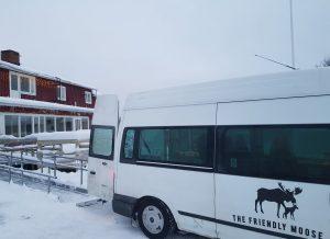 big moose holiday accommodation